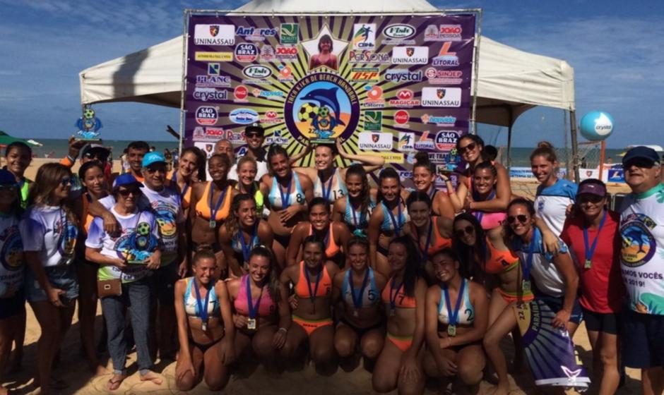 Photo of Exitoso torneo en el beach