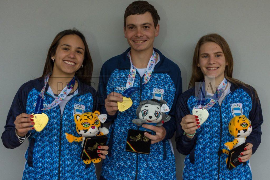 Photo of Russo y Eberhardt ganaron dos importantes medallas de oro