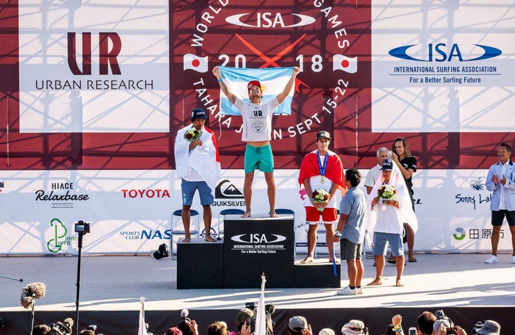 Photo of ¡Santiago Muñiz bicampeón del mundo!