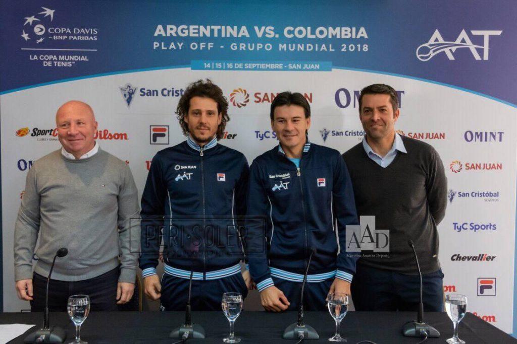 Photo of Argentina confirmó equipo para la Copa Davis y se conoció al capitán principal