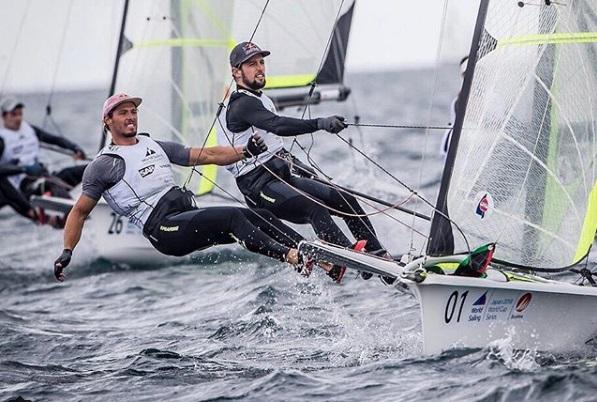 Photo of Test en aguas olímpicas