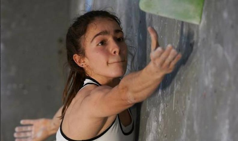 Photo of Valentina Aguado y una actuación a puro aliento