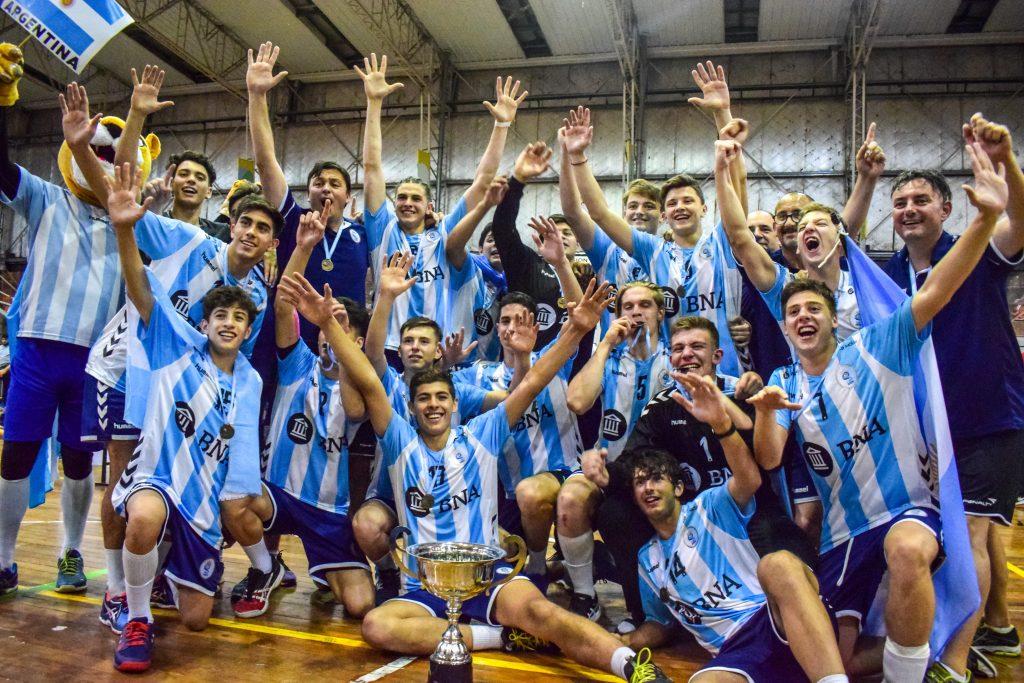 Photo of Los Cadetes campeones sudamericanos