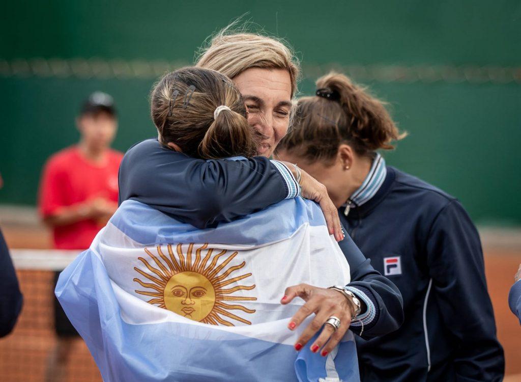 Photo of ¡Argentina obtuvo la permanencia!