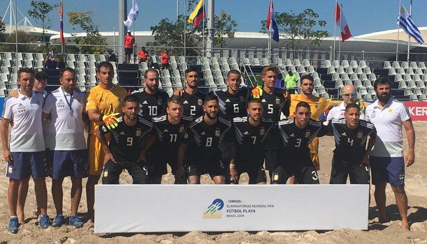 Photo of Argentina venció a Perú en el comienzo de las Eliminatorias