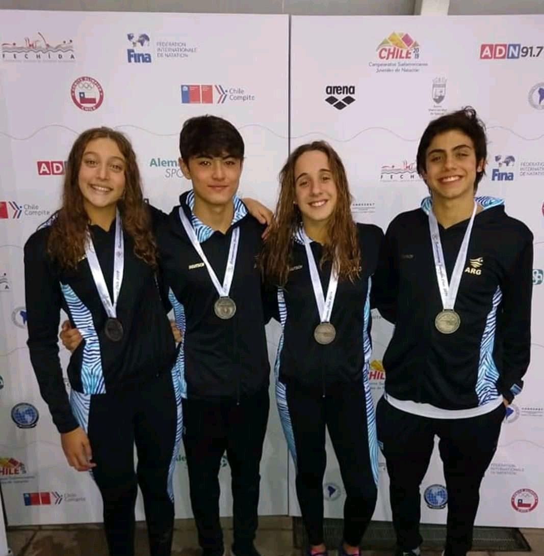 Photo of Más medallas y dos récords