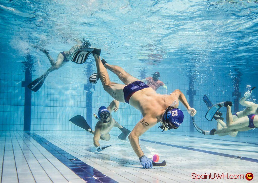 Photo of Hockey subacuático: entre el sueño del Mundial y la necesidad de sponsors