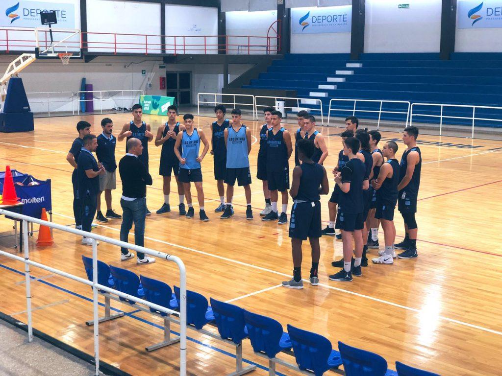 Photo of La última parada de la U16 antes del FIBA Américas
