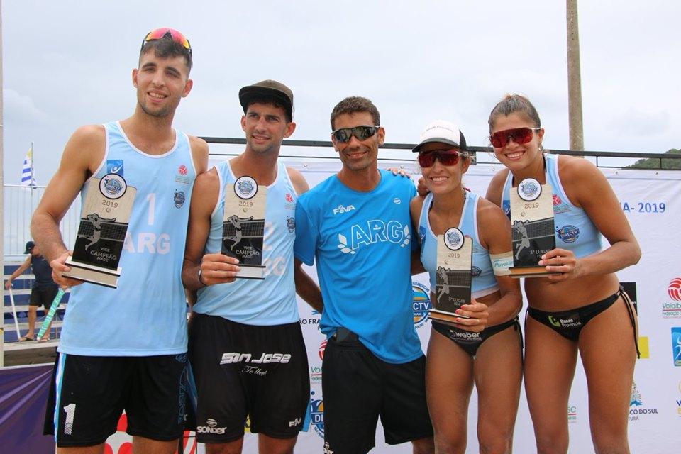 Photo of Grupos para el Mundial de Beach Volley