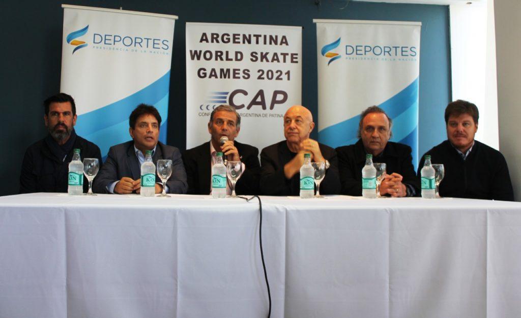 Photo of Presentación de los World Roller Games 2021