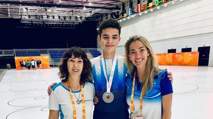 Photo of ¡Primera medalla para Argentina!