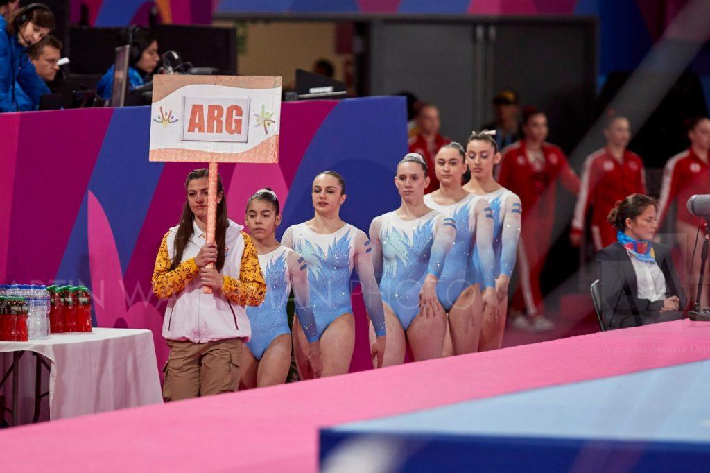 Photo of Las Fénix cuartas por equipo