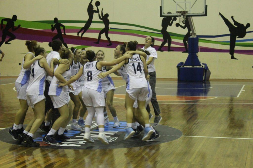 Photo of La U14 se metió en la final