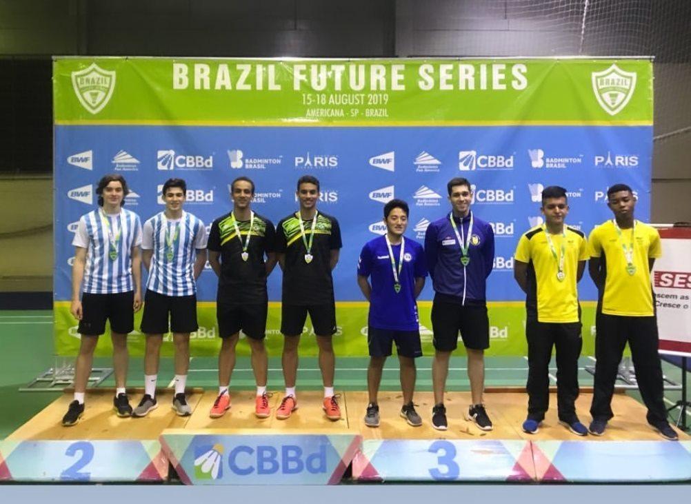 Photo of ¡Medalla en Brasil!