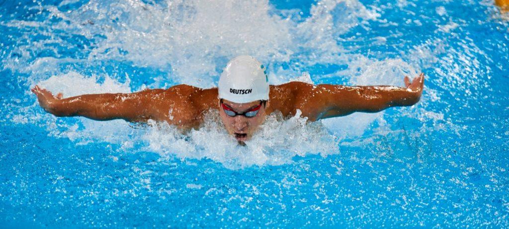 Photo of Grassi nadará en Tokio 2020