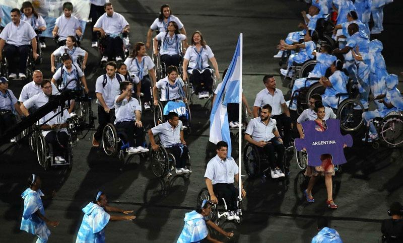 Photo of Argentina y una delegación récord en los Parapanamericanos de Lima