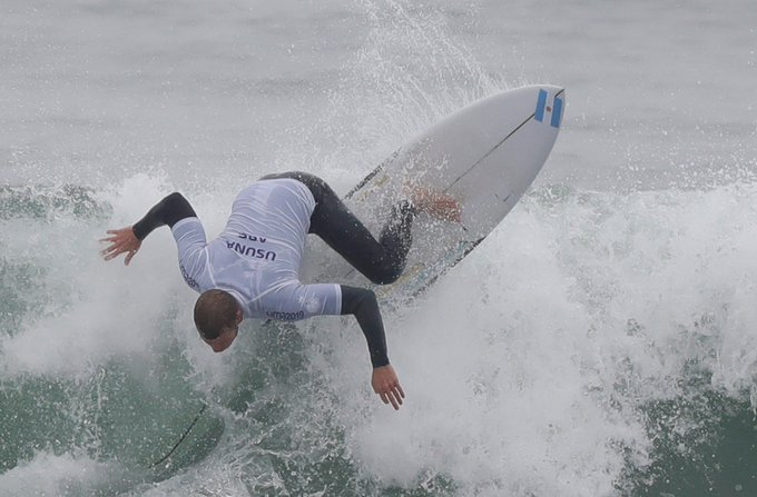 Photo of Excelente jornada para el surf