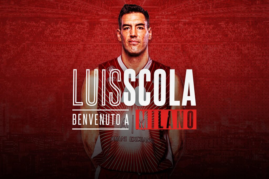 Photo of Scola jugará para el Olimpia Milano