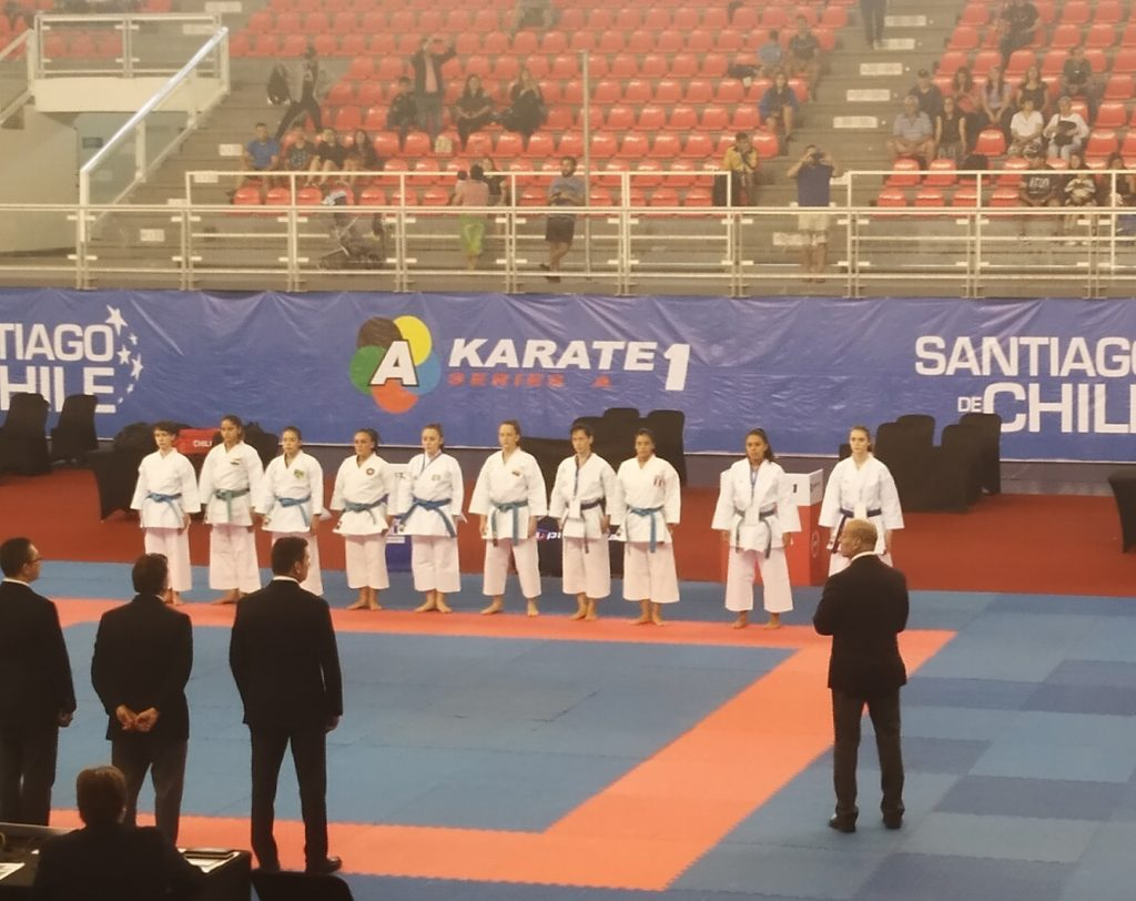 Photo of Primer desafío para el Karate