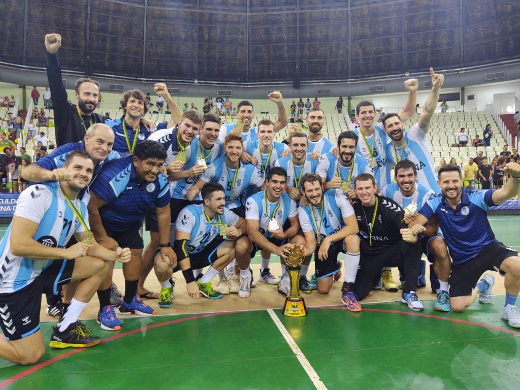 Photo of ¡Campeones en Maringá!