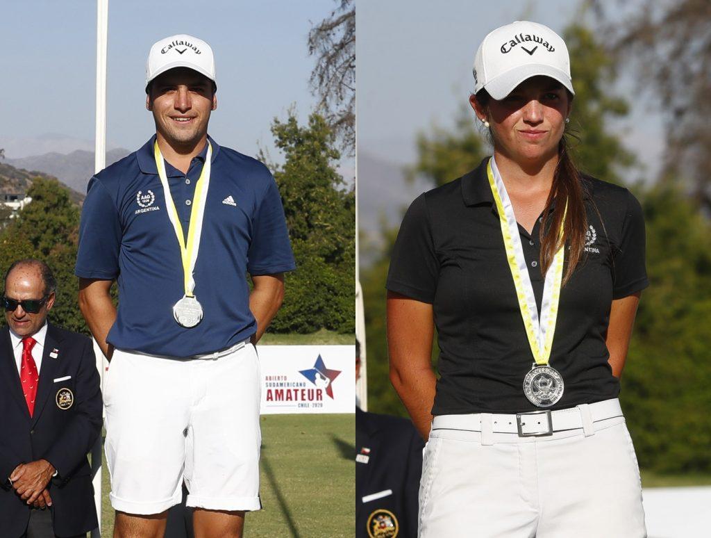 Photo of Medalla de plata para Fernández De Oliveira y Rossi
