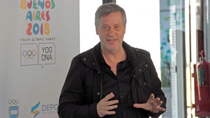 """Photo of Getzelevich: """"Este programa crea futuro"""""""