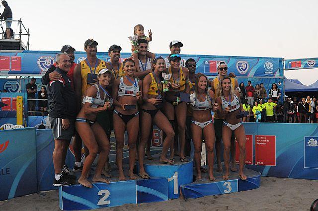 Photo of Plata y bronce para las chicas
