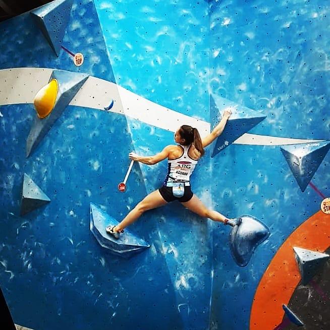 Photo of Valentina Aguado competirá por un lugar en Tokio