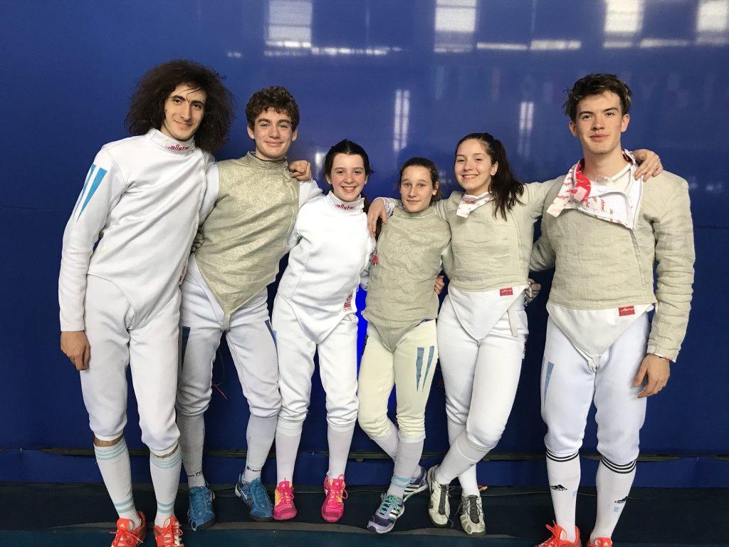 Photo of Destacada participación en el Panamericano Junior