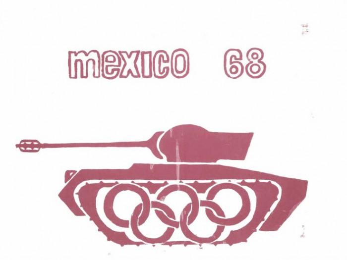 Photo of México 1968: la política llego para quedarse
