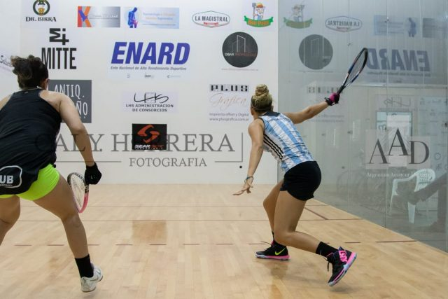 "Photo of ""Mi sueño es que el racquetball sea olímpico"""