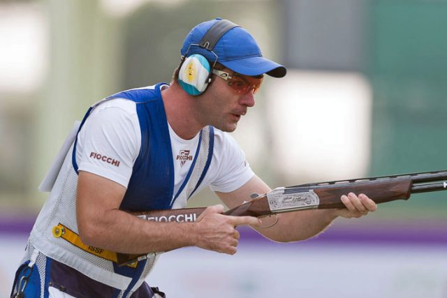 Photo of Federico Gil, tercero del ranking mundial