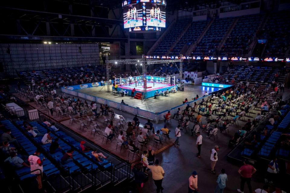 Photo of Hubo boxeo en Nicaragua