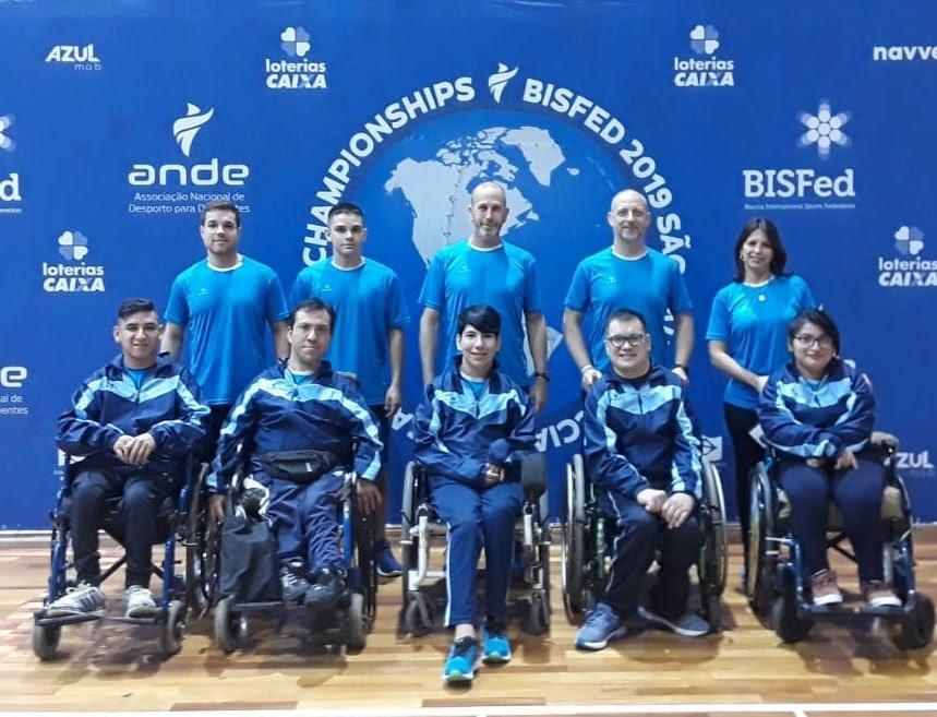 Photo of El equipo argentino de boccia se clasificó a Tokio