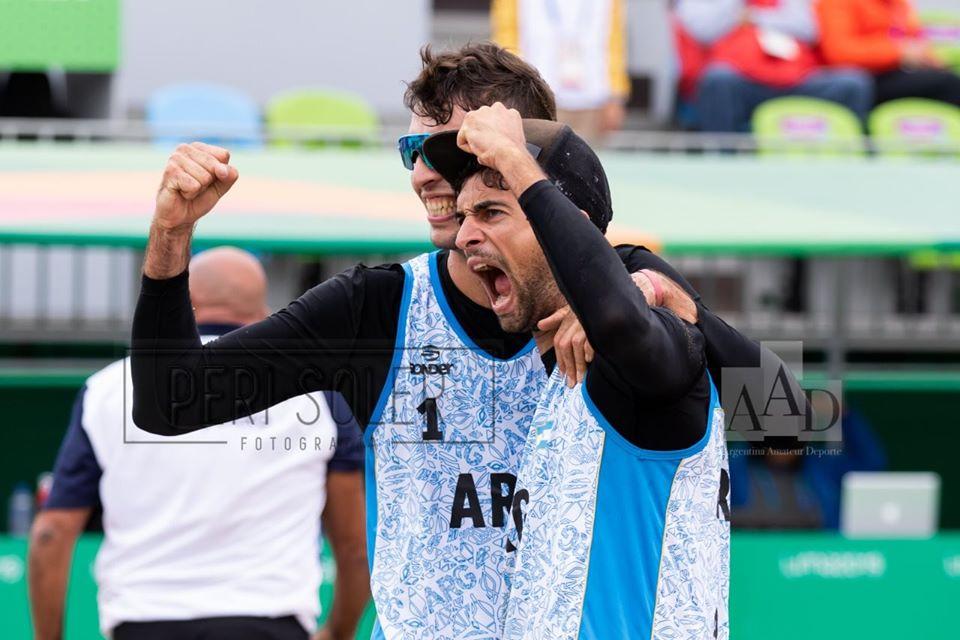 Photo of El beach volley pone primera