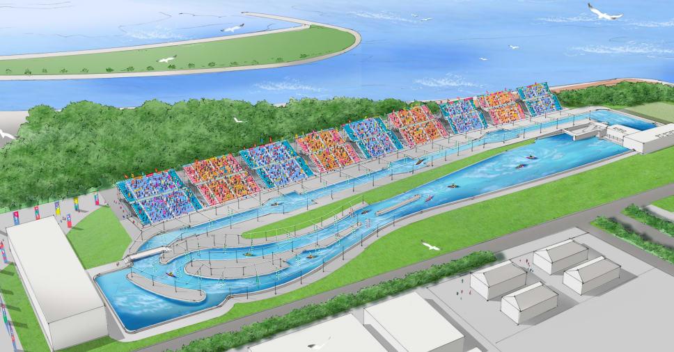 Photo of Algunas sedes olímpicas, abiertas para uso público