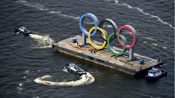Photo of A guardar los anillos olímpicos