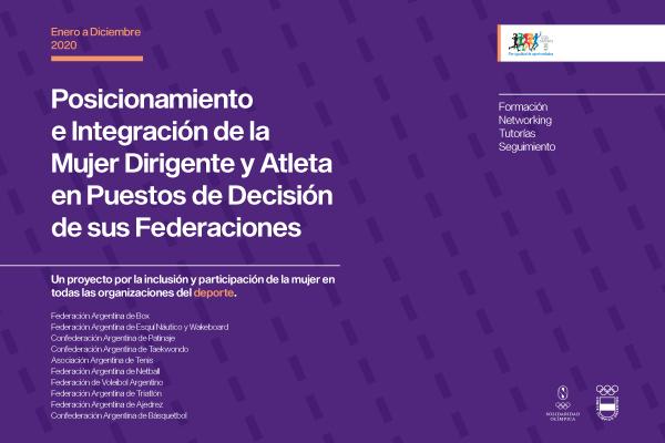 Photo of La integración de la mujer en puestos de federaciones