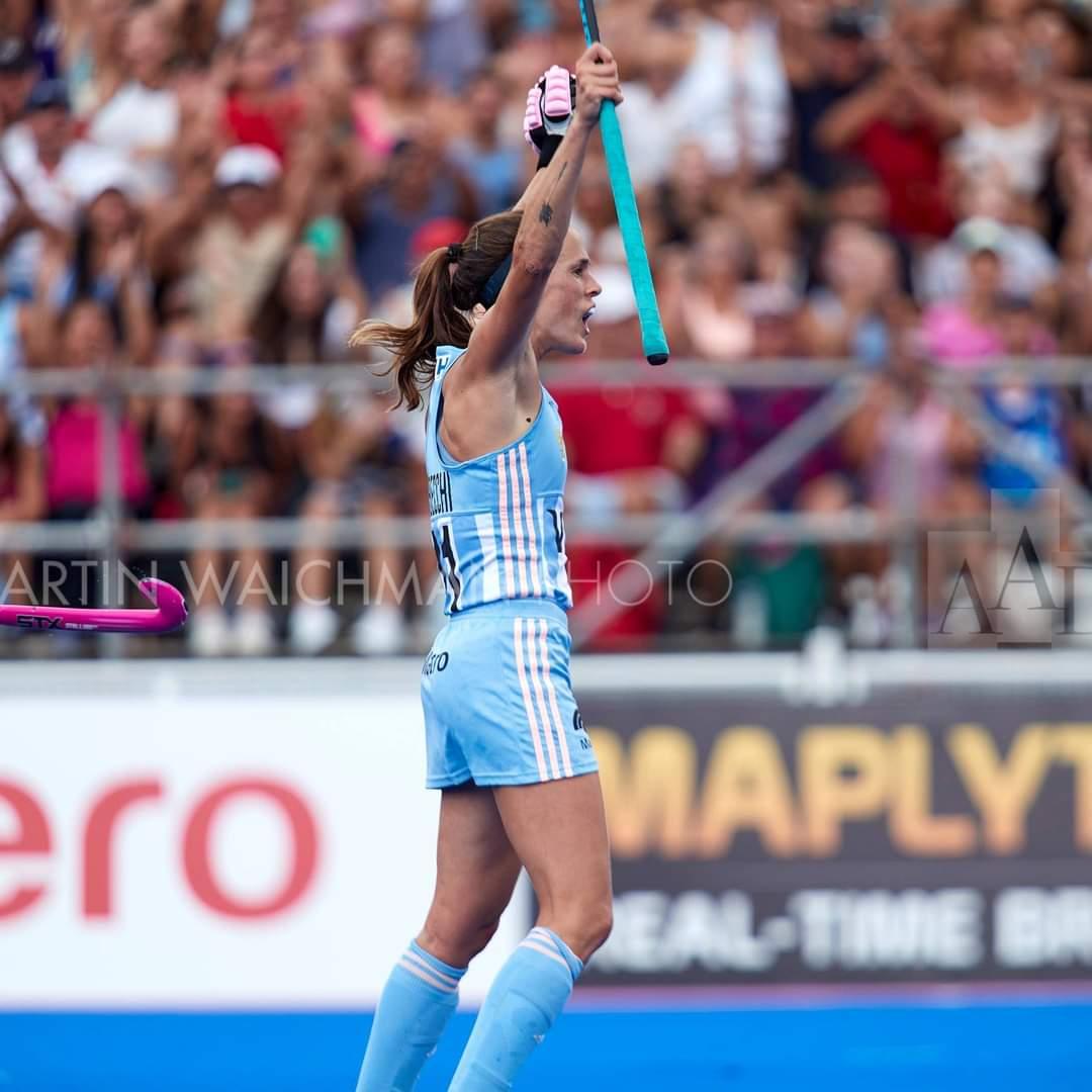 Photo of Carla Rebecchi: delantera con olfato de gol