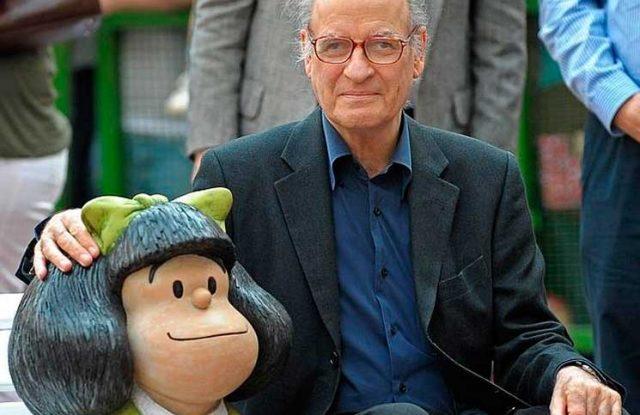 Photo of Murió Quino, el padre de Mafalda