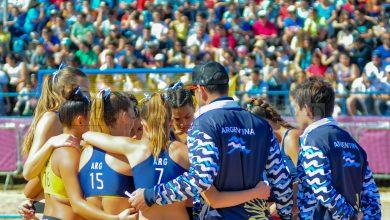 Photo of BA 2018: el impulso del beach handball