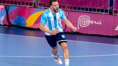 Photo of Santiago Baronetto: señal de gol