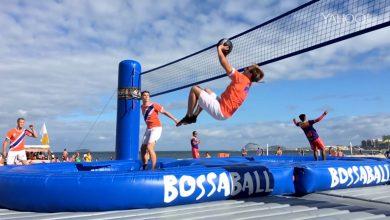 Photo of Bossaball: el deporte que todos queremos jugar