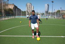 """Photo of Salinas: """"Tocar la pelota con los pies me devolvió el alma al cuerpo"""""""