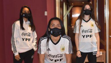 Photo of ¡La Sub 17 vuelve a los entrenamientos!