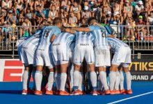 Photo of Las Leonas y Los Leones con jugadores nominados por la FIH