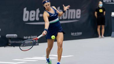 Photo of Podoroska se metió en los cuartos de finales de Linz