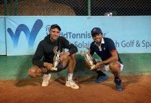 Photo of Otegui y Paz, campeones en Egipto