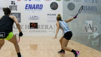 Photo of Gran jornada para el racquetball argentino en Kansas
