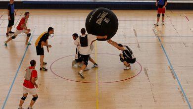 Photo of Kin-Ball: el deporte integrador